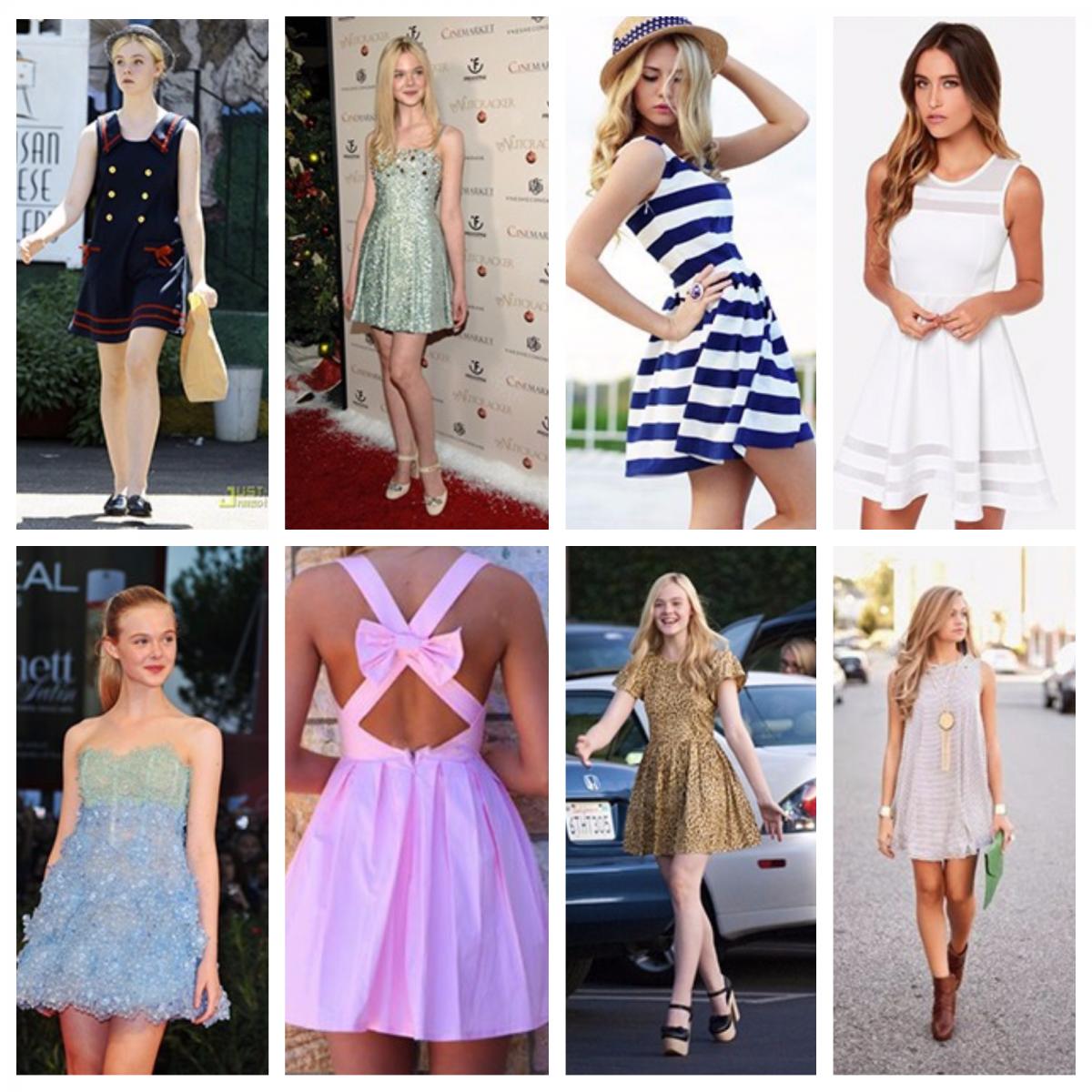 Ce modele de rochii sa porti in functie de varsta:de la 15 la 45 de ani