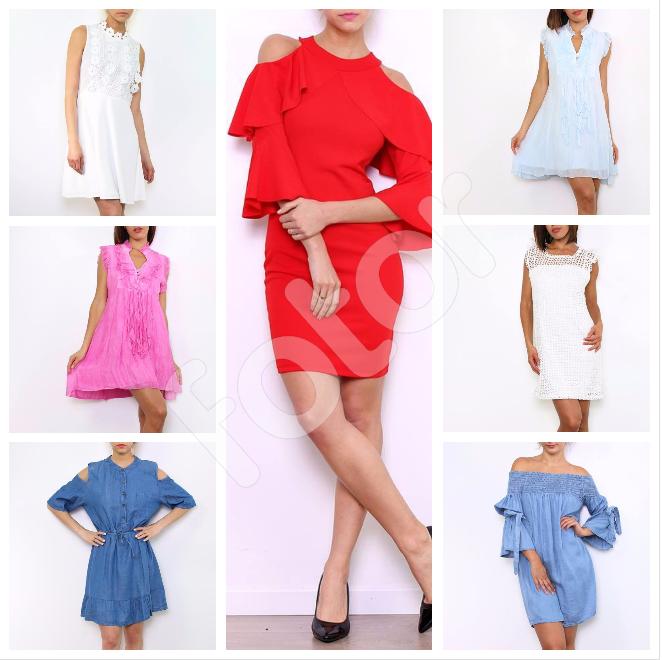 Modele de rochii pe care sa le porti la 20 ani