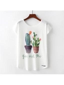 Tricou cactusi